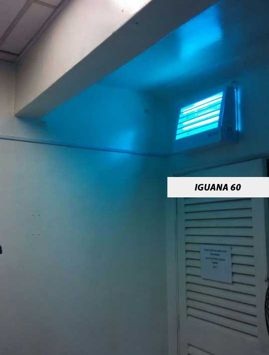 Iguana60, Perfect Unit for Industrial Area